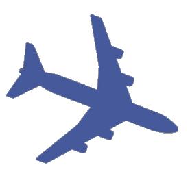 reis per vliegtuig naar Noord Portugal