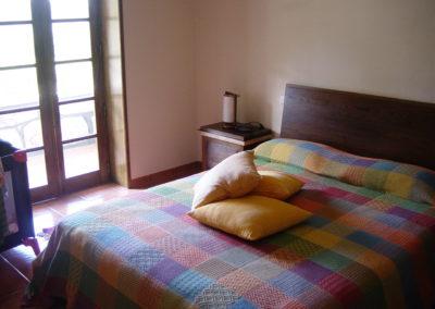 slaapkamer groot bed